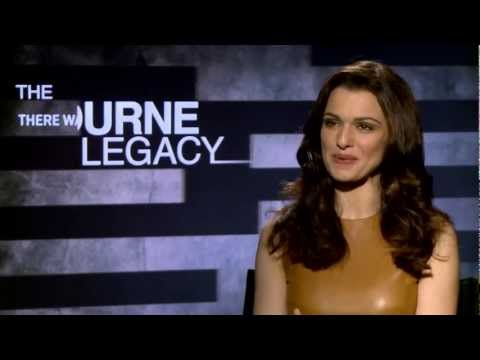 The Bourne Legacy Featurette 'Rachel Weisz'