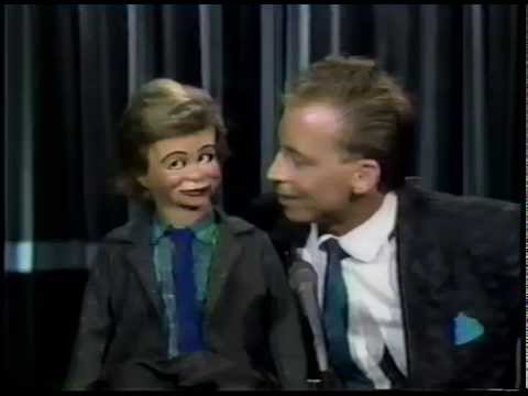 Chuck Wood | The Late Show 1989 | David Strassman