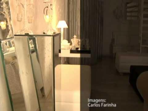Casados mas vizinhos de porta. Os apartamentos foram projetados por Gabriel Hering e Andréa Amim Filomeno