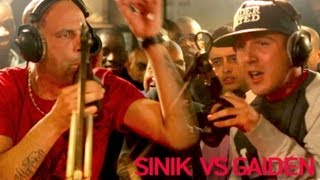 Video Sinik vs Gaiden - Clash (Official Video) MP3, 3GP, MP4, WEBM, AVI, FLV Agustus 2017
