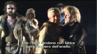 Download Lagu L'oro del Reno (sub ita, sub en, sub es) - Das Rheingold, R. Wagner - D. Barenboim Mp3