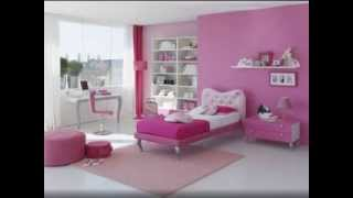 DIY cute bedroom design decorating ideas for girls