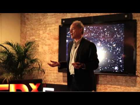 The origins of life | Marcelo Gleiser | TEDxEast (видео)