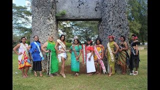 "Night 2 - "" The Beauty of Oneness "" Miss Galaxy Pageant 2017 Program at Queen Salote Memorial Hall, Kingdom Of Tonga 12th ..."