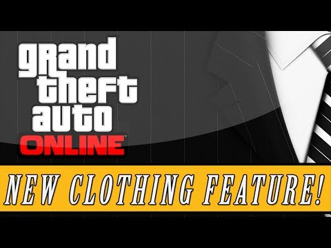 "GTA 5: ONLINE | NEW Premade ""Outfits"" Feature – ""Business Update"" Clothing Feature! (GTA 5)"