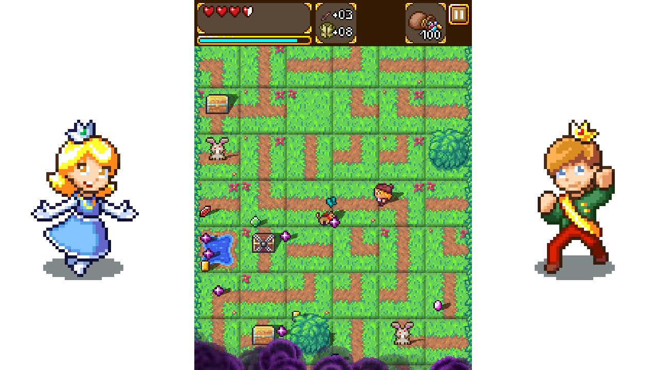 Upcoming 'SwapQuest' Blends 'Pipe Dream' Path Creation with RPG Elements
