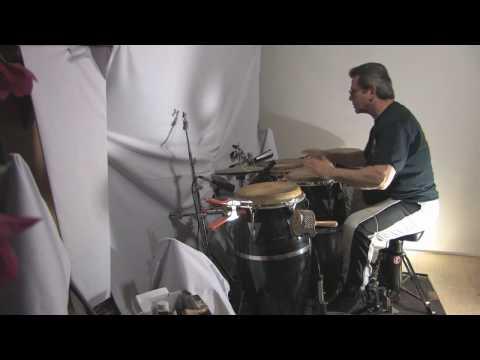 4-Conga Tumbao variation by Larry Marc-Aurele.~