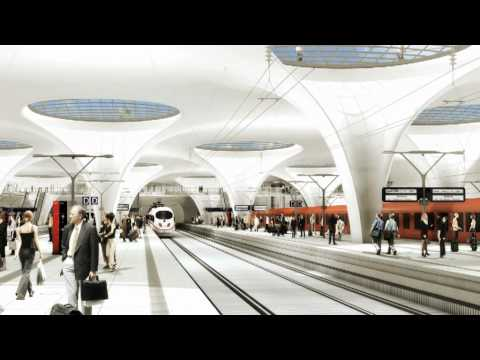 Warum braucht Stuttgart einen neuen Durchgangsbahnhof?