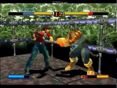 BLOODY ROAR 2 FIGHT 5 #ARCADE(PC GAMEPLAY!!) REBATTLE!