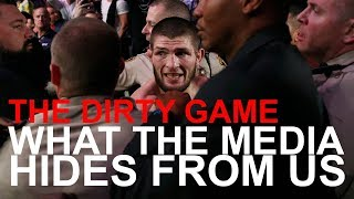 Video DANA WHITE LIES ABOUT KHABIB VS MCGREGOR FIGHT ufc 229 MP3, 3GP, MP4, WEBM, AVI, FLV Oktober 2018