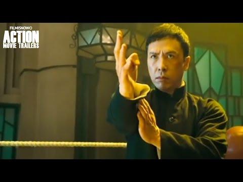 Ip Man vs Twister Fight scene from IP MAN 2 ft. Donnie Yen [HD]