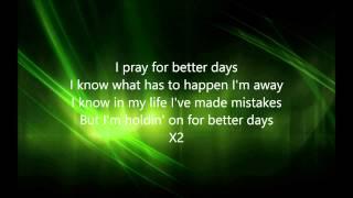 Download Lagu Cam Meekins Better Days Lyrics HD Mp3