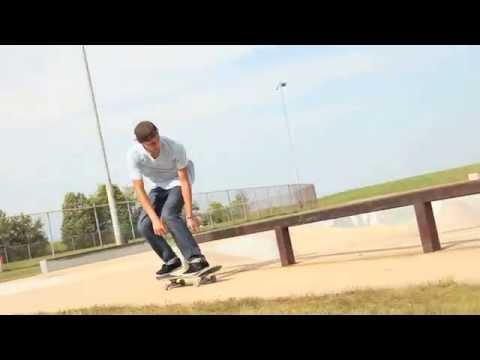 Fargo Skateboarding - Jake Chriske 5 Tricks @ Katz Park