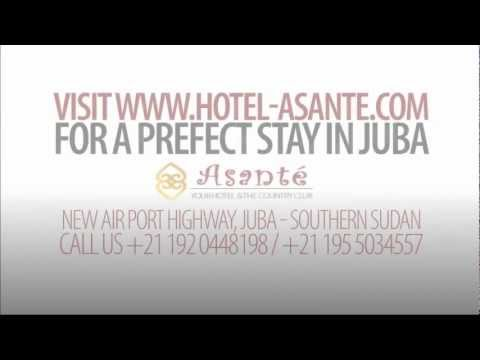 Winner of the United Nations Security and Safety Standards for secure stay - Hotel Asante