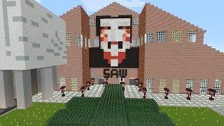 Minecraft Xbox - Notch Land - Saw Maze - Part 9