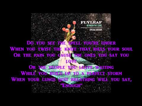 Tekst piosenki Flyleaf - Sober Serenade po polsku