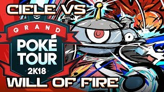 Grand PokéTour 2018 Top 32: Ciele vs. Will of Fire [SM OU] by Thunder Blunder 777