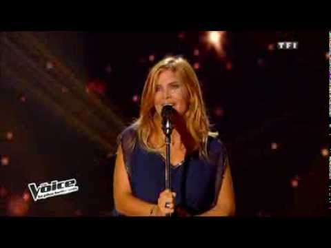 Lebanese Aline Lahoud Impresses All Four Judges on The Voice