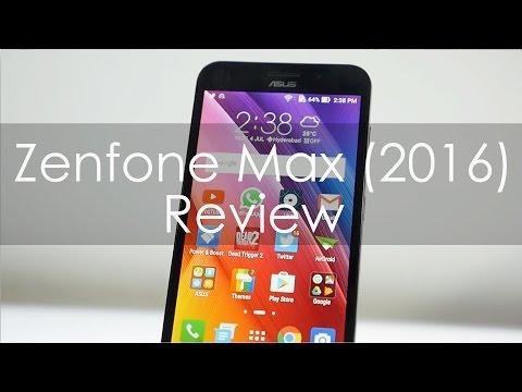 Asus Zenfone Max (2016) Budget Smartphone Review