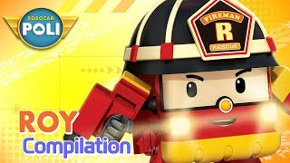Video Roy! Let's rescue our friends! | Robocar POLI Special MP3, 3GP, MP4, WEBM, AVI, FLV Juli 2018