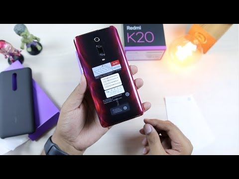 Redmi K20 Unboxing, Quick Review, Camera, Features, Hindi | Aag Laga Dega 🔥🔥