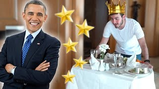 Video KRAL DAİRESİNDE 1 GÜN (Obama'nın Kaldığı Oda) MP3, 3GP, MP4, WEBM, AVI, FLV Desember 2017