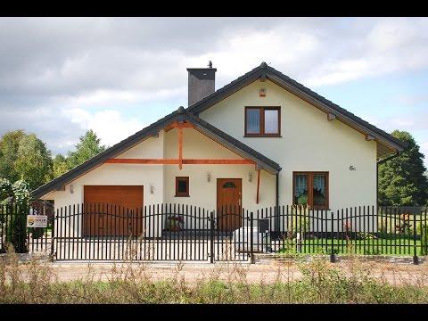 Projekt domu Pchełka http://www.mgprojekt.com.pl/pchelka
