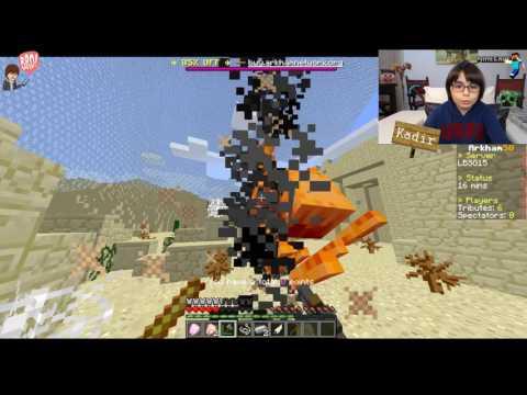 Minecraft Survival Games Yemin et - BKT