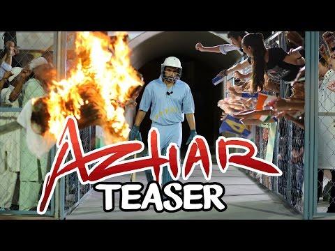 Azhar Movie Teaser - Emraan Hashmi