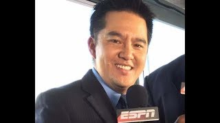 Sports channel ESPN says it has pulled an Asian announcer from a game at the University of Virginia for having the same name as Confederate general Robert ...