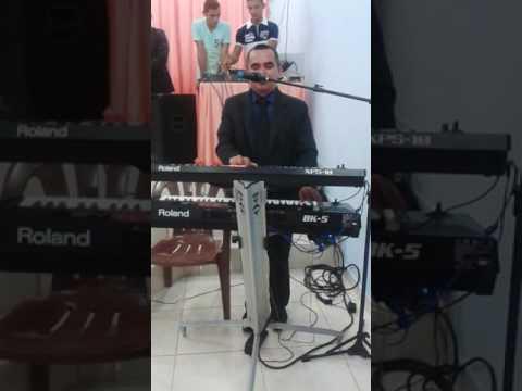 O cego adorador Paulo Borges(festa de jovens em ulianopolis)