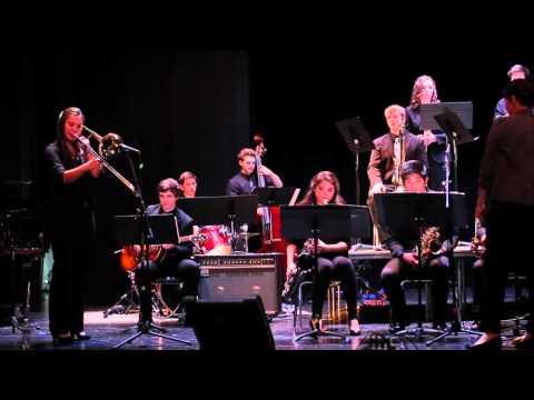 Mill Creek Jazz Festival 2015 Jazz One Band (JacksonHS) #2