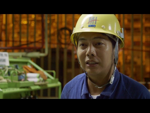 Watch: Seizing the dream: Gaining skills for a better life