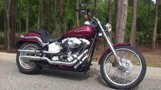 6. Used 2005 Harley Davidson Softail Deuce Motorcycles for sale in Lakeland, FL
