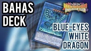 Video BAHAS DECK - BLUE-EYES WHITE DRAGON !! MP3, 3GP, MP4, WEBM, AVI, FLV Desember 2018