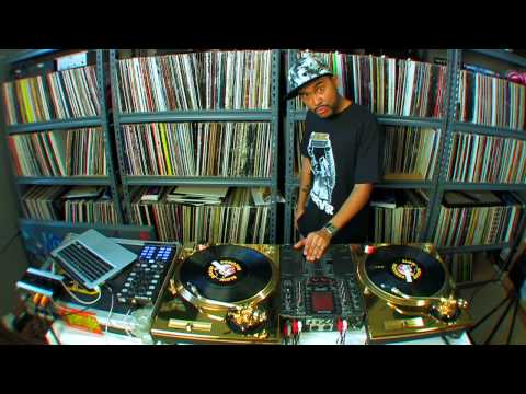 scratching - 5x DMC World Champion DJ Craze takes things to the next level in this new turntablism routine, using Traktor Scratch Pro and the Kontrol X1 controller. Using...