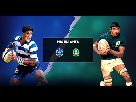 Match Highlights - St. Joseph's College V Isipathana College 2019