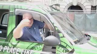 Wicked UK | One Short Day In A Wicked Taxi