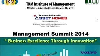 TIM Management Submit 2014
