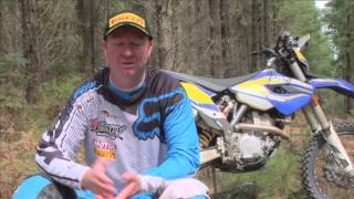 9. MXTV Bike Review - 2013 Husaberg FE350
