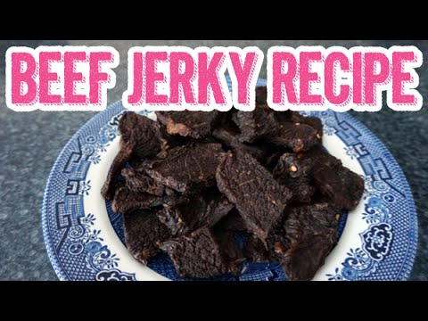 How to Make Easy, Affordable, & Delicious Homemade Beef Jerky Recipe Using a Dehydrator