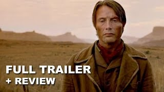 Nonton The Salvation 2014 Official Trailer   Trailer Review   Mads Mikkelsen   Hd Plus Film Subtitle Indonesia Streaming Movie Download