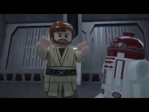 Конструктор Перехватчик джедаев Оби-Вана Кеноби - LEGO STAR WARS - фото № 12