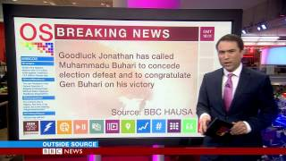 Nigeria Election: Muhammadu Buhari Wins