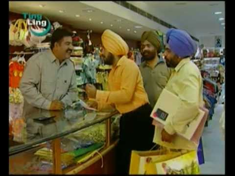 Gurpreet Ghuggi - Ghuggi Chhoo Manter Part 2 ( Comedy Film )
