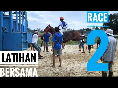 IKHARA GDM || PASSADENA || ROCKY || LATIHAN BERSAMA PAYAKUMBUH || RACE 2 PERDANA AB 800 M