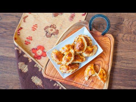 empanadas classiche con carne - ricetta
