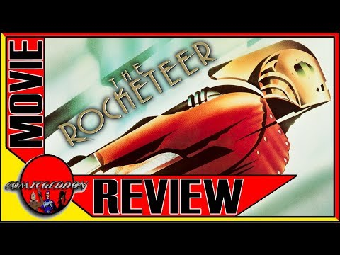 The Rocketeer Review | 1991 Disney Film