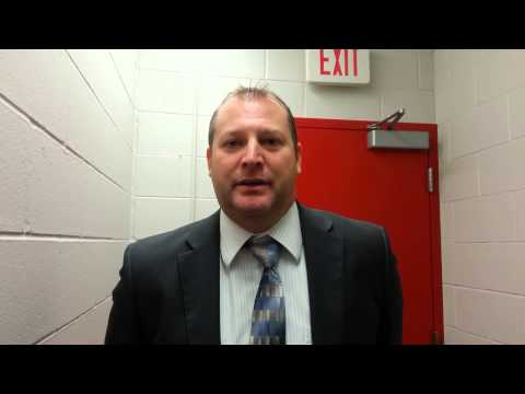 Men's Hockey: Coach Loen Comments on 3-3 Tie Against St. John's