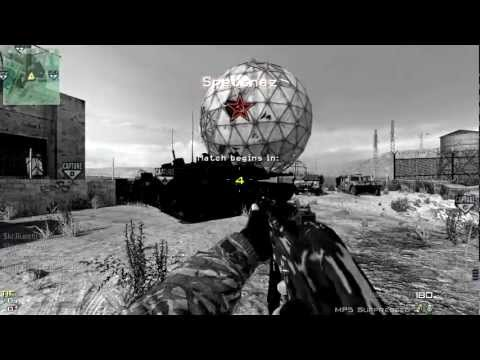 how to adjust brightness on mw3